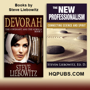 Books by Steve Liebowitz