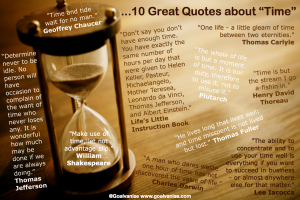 Time - Ten Quotes