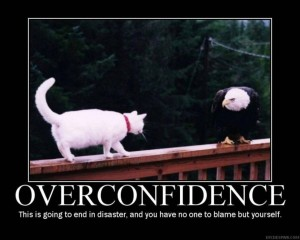 A - Humor overconfidence