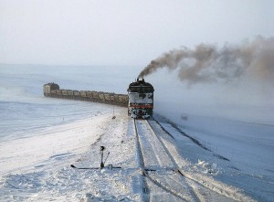 Train in Winter 2:12:19