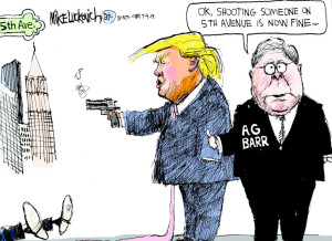 Trump Barr 5th Ave 2:21:20